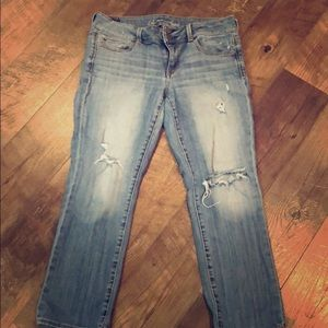 American Eagle Artist crop pants 👖 size 10